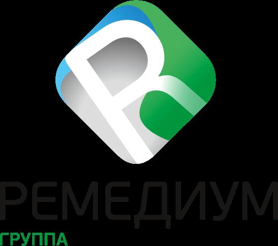 Логотип Ремедиум
